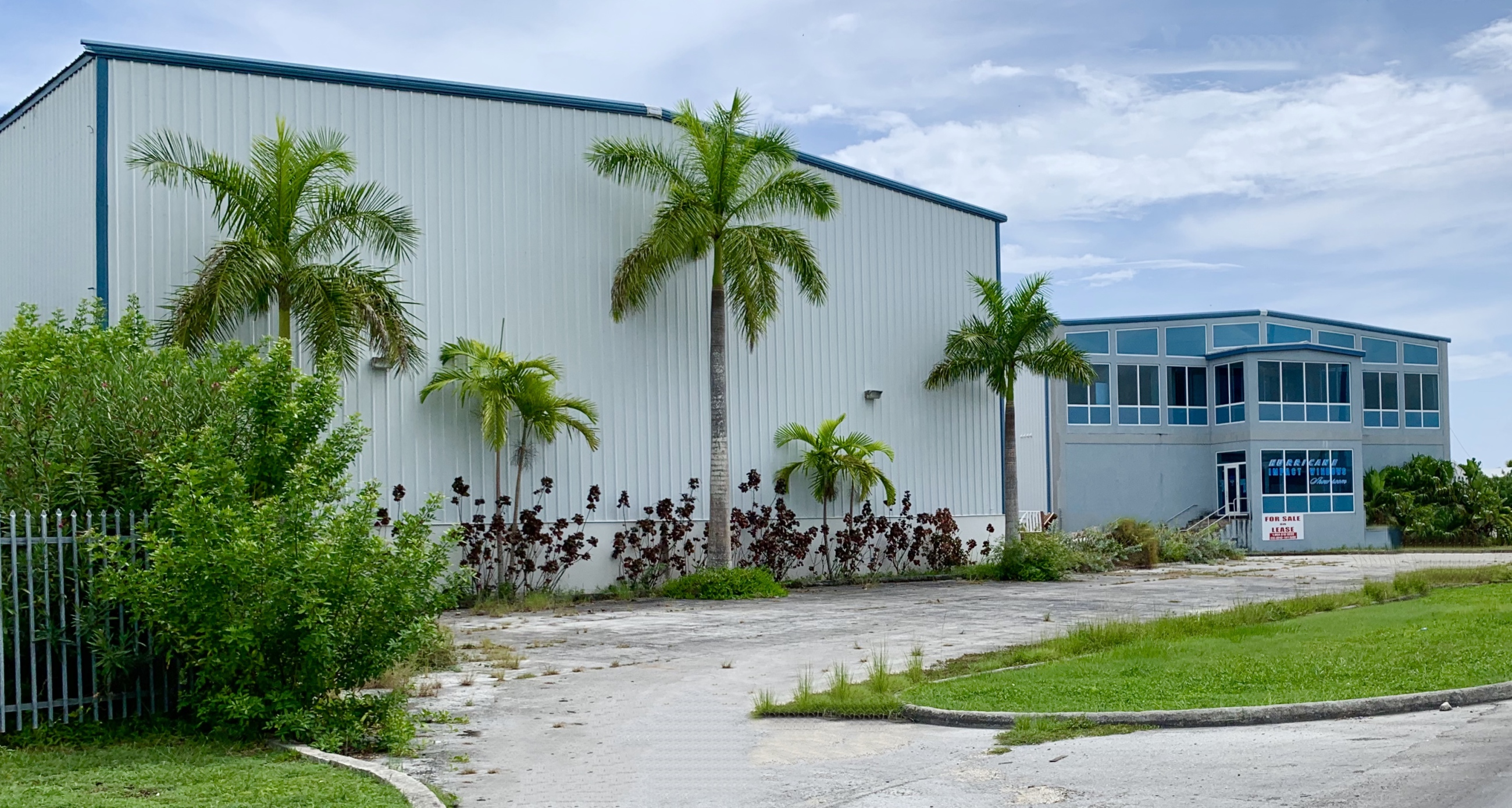 Freeport Warehouses for Sale- Hurricane Dorian Proof!